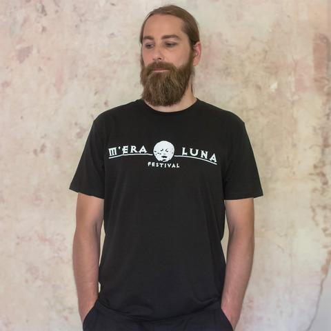 √Logo von Mera Luna Festival - T-Shirt jetzt im Mera Luna Shop