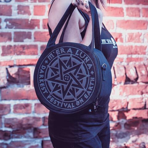 Darkest Festival von Mera Luna Festival - Tasche jetzt im Mera Luna Shop