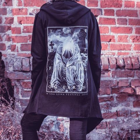 √The Shining von Mera Luna Festival - Hooded jacket jetzt im Mera Luna Shop