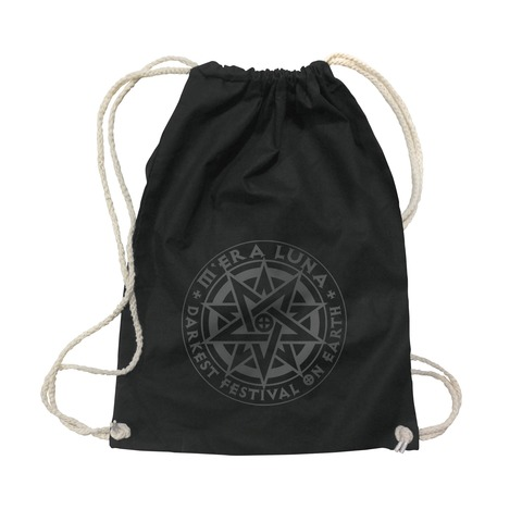 The Darkest Festival on Earth von Mera Luna Festival - Gym Bag jetzt im Mera Luna Shop